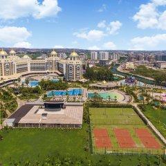 Отель Delphin BE Grand Resort спортивное сооружение