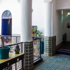 Отель Riad Tiziri Марокко, Марракеш - отзывы, цены и фото номеров - забронировать отель Riad Tiziri онлайн балкон