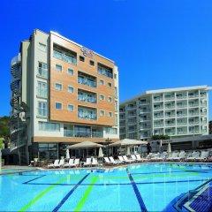 Cettia Beach Resort Турция, Мармарис - отзывы, цены и фото номеров - забронировать отель Cettia Beach Resort онлайн бассейн фото 3