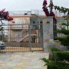 Отель Vila Ester Албания, Ксамил - отзывы, цены и фото номеров - забронировать отель Vila Ester онлайн вид на фасад