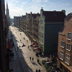 Отель Liberum Польша, Гданьск - отзывы, цены и фото номеров - забронировать отель Liberum онлайн балкон