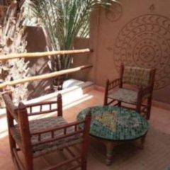 Отель Dar Pienatcha Марокко, Загора - отзывы, цены и фото номеров - забронировать отель Dar Pienatcha онлайн балкон