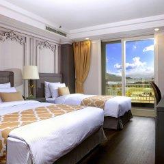 Отель Kensington Hotel Pyeongchang Южная Корея, Пхёнчан - 1 отзыв об отеле, цены и фото номеров - забронировать отель Kensington Hotel Pyeongchang онлайн комната для гостей фото 5