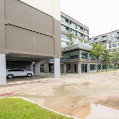Отель JJ Airport Condotel Таиланд, пляж Май Кхао - отзывы, цены и фото номеров - забронировать отель JJ Airport Condotel онлайн парковка