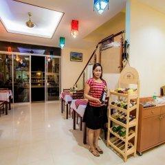 Отель Kata Blue Sea Resort питание фото 2