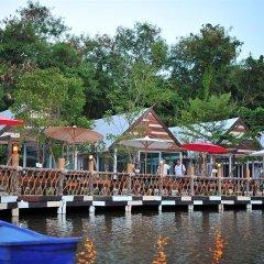 Отель Buritara Resort And Spa Таиланд, Бангкок - отзывы, цены и фото номеров - забронировать отель Buritara Resort And Spa онлайн приотельная территория