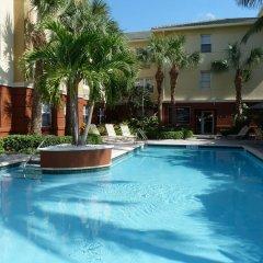 Отель Extended Stay America Fort Lauderdale - Cypress Creek Prk N бассейн фото 2