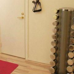 Отель Concordia Швеция, Лунд - отзывы, цены и фото номеров - забронировать отель Concordia онлайн фитнесс-зал фото 3