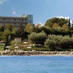 Hotel Acquaviva Del Garda пляж фото 2