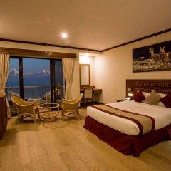 Отель Rupakot Resort Непал, Лехнат - отзывы, цены и фото номеров - забронировать отель Rupakot Resort онлайн комната для гостей фото 3