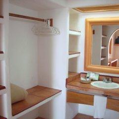 Hotel Villa Mexicana ванная