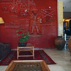 Vasco da Gama Hotel интерьер отеля