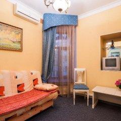 Мини-Отель Комфитель Александрия 3* Стандартный номер с двуспальной кроватью фото 16
