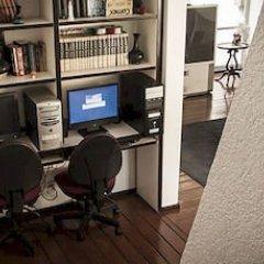 Отель Hostal Cuija Coyoacan Мексика, Мехико - отзывы, цены и фото номеров - забронировать отель Hostal Cuija Coyoacan онлайн интерьер отеля фото 2