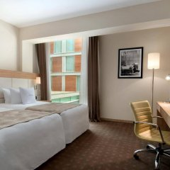 Отель DoubleTree by Hilton Milan Милан комната для гостей