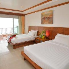 Отель Tri Trang Beach Resort by Diva Management 4* Номер Делюкс разные типы кроватей