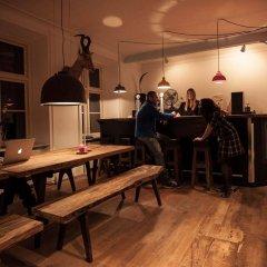 Copenhagen Backpackers Hostel гостиничный бар