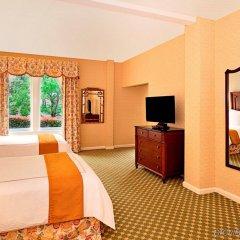 Отель Churchill Hotel Near Embassy Row США, Вашингтон - отзывы, цены и фото номеров - забронировать отель Churchill Hotel Near Embassy Row онлайн комната для гостей фото 5