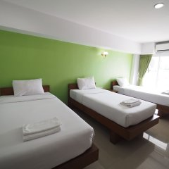 Phuhi Hotel комната для гостей фото 2