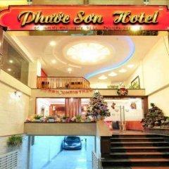 Отель Phuoc Son Далат бассейн фото 2
