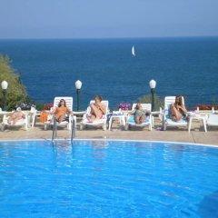 Отель Ahilea Hotel-All Inclusive Болгария, Балчик - отзывы, цены и фото номеров - забронировать отель Ahilea Hotel-All Inclusive онлайн бассейн фото 3