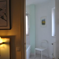 Отель Hôtel Passerelle Liège ванная фото 2
