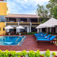 Отель Amagi Lagoon Resort & Spa бассейн
