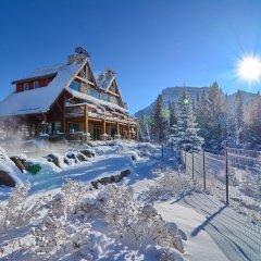 Отель Hidden Ridge Resort спа