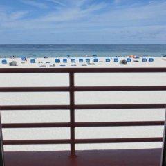 Отель Dolphin Beach Resort пляж фото 2