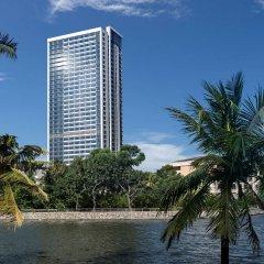 Отель Shangri La Colombo пляж