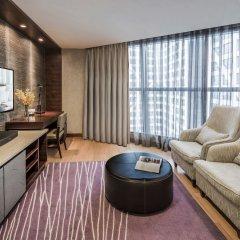 Отель Ascott Raffles City Chengdu интерьер отеля фото 2