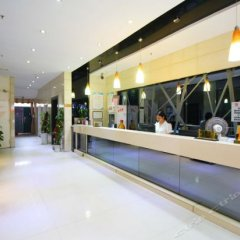 Venice Hotel (Jiujiang South Bus Station) интерьер отеля фото 2