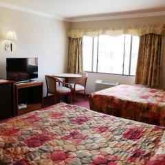 Отель Metro Plaza Hotel США, Лос-Анджелес - отзывы, цены и фото номеров - забронировать отель Metro Plaza Hotel онлайн