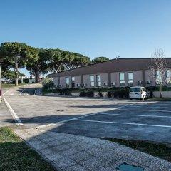 Hotel Roma Sud парковка