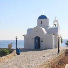 Отель Maricosta Villas Кипр, Протарас - отзывы, цены и фото номеров - забронировать отель Maricosta Villas онлайн пляж фото 2