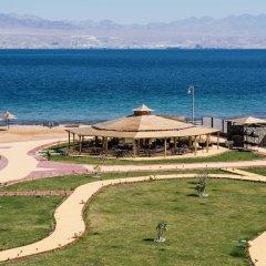 Отель Tolip Taba пляж фото 2