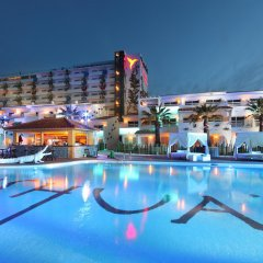 Ushuaia Ibiza Beach Hotel - Adults Only бассейн фото 2
