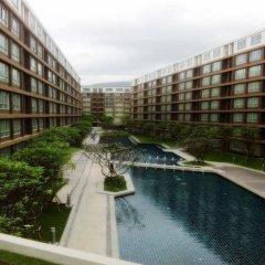 Отель Phuket Dcondo Creek Resort балкон
