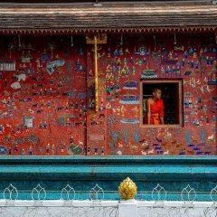 Отель Burasari Heritage Luang Prabang бассейн фото 2