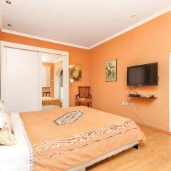 Отель Villa Lastva Черногория, Тиват - отзывы, цены и фото номеров - забронировать отель Villa Lastva онлайн комната для гостей фото 4