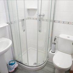 Отель Pension O Escondidino Испания, Байона - отзывы, цены и фото номеров - забронировать отель Pension O Escondidino онлайн ванная