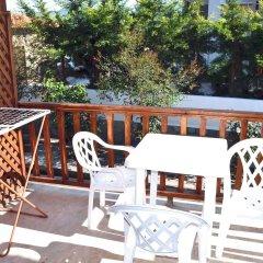 Отель Regos Resort Hotel Греция, Ситония - отзывы, цены и фото номеров - забронировать отель Regos Resort Hotel онлайн балкон