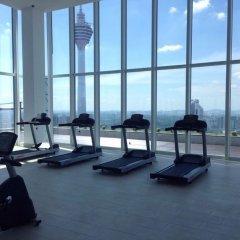 Отель De Platinum Suite Малайзия, Куала-Лумпур - отзывы, цены и фото номеров - забронировать отель De Platinum Suite онлайн фитнесс-зал