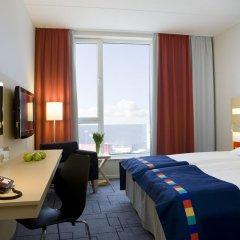 Отель Park Inn by Radisson Malmö Швеция, Мальме - 3 отзыва об отеле, цены и фото номеров - забронировать отель Park Inn by Radisson Malmö онлайн комната для гостей