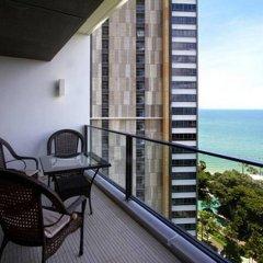 Апартаменты Luxury Apartments NorthPoint Pattaya by GrandisVillas Паттайя балкон