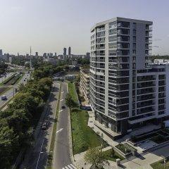 Отель Novis Apartments Panorama View Польша, Варшава - отзывы, цены и фото номеров - забронировать отель Novis Apartments Panorama View онлайн фото 12