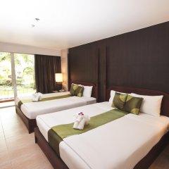Отель Phuket Orchid Resort and Spa 4* Стандартный номер с разными типами кроватей