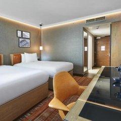 Отель Hilton London Tower Bridge 4* Стандартный номер с различными типами кроватей фото 5