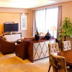 Отель Crowne Plaza Paragon Xiamen Китай, Сямынь - 2 отзыва об отеле, цены и фото номеров - забронировать отель Crowne Plaza Paragon Xiamen онлайн интерьер отеля фото 3