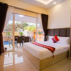Отель Grand Condo Montra Pool villa комната для гостей фото 5